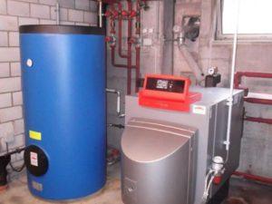 Особенности отопления сжиженным газом