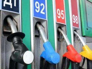 бензина и дизтоплива