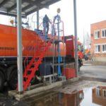 В Москве продают качественное дизтопливо областные нефтебазы